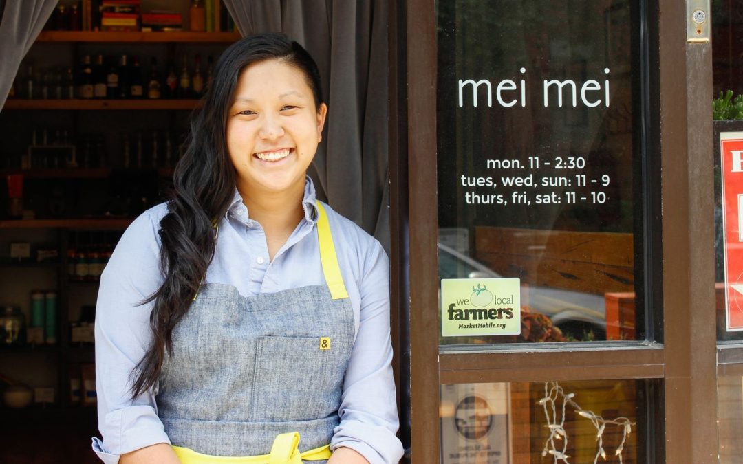 {Podcast} Episode 4   Creating Good Lives through Good Food. With special guest Irene Li.